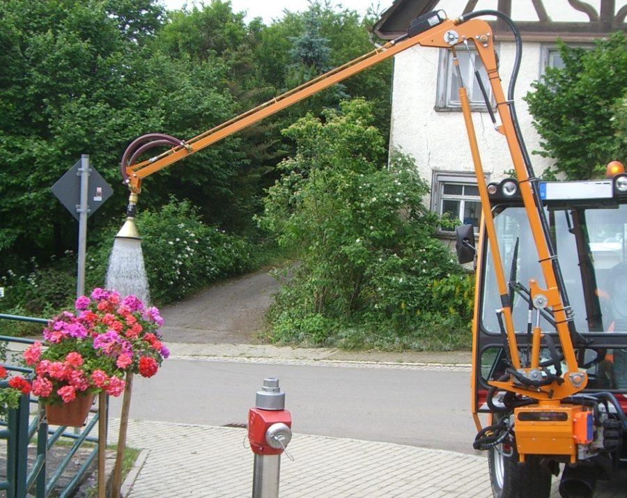 BERTSCHE Gießarm GA2012
