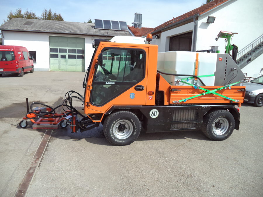 BERTSCHE Keckex Fahrzeugaufbau