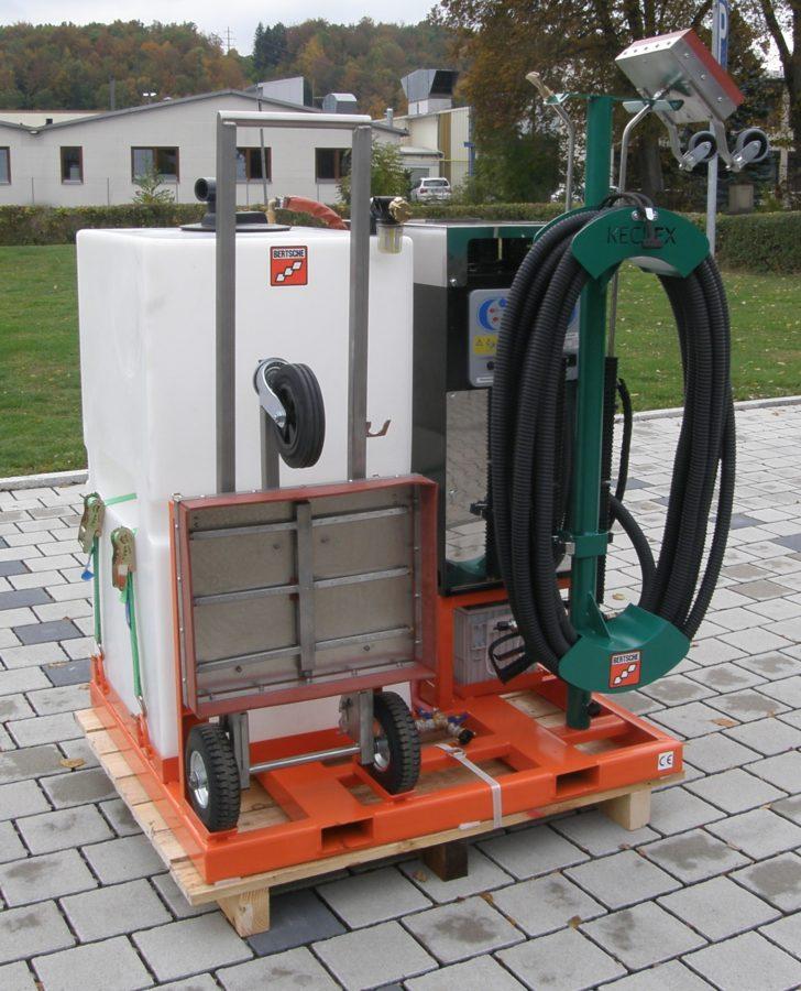 BERTSCHE Keckex Komex 12V Komplettsystem