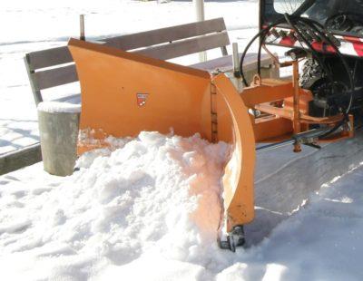 BERTSCHE Vario-Schneepflüge