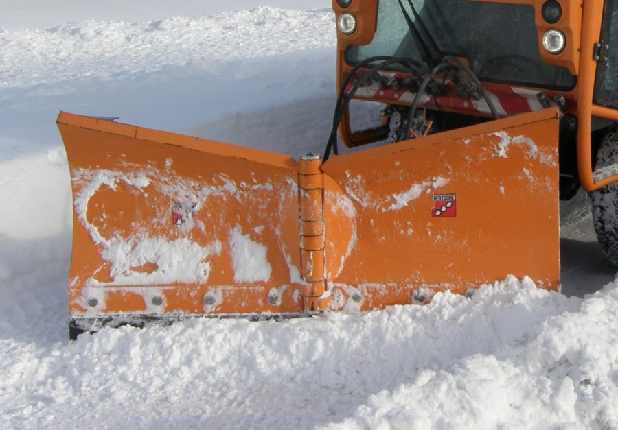 BERTSCHE Vario-Schneepflug LAV20 Linksräumend