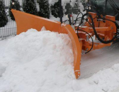 Lösungen für den Winterdienst - BERTSCHE Schneepflüge