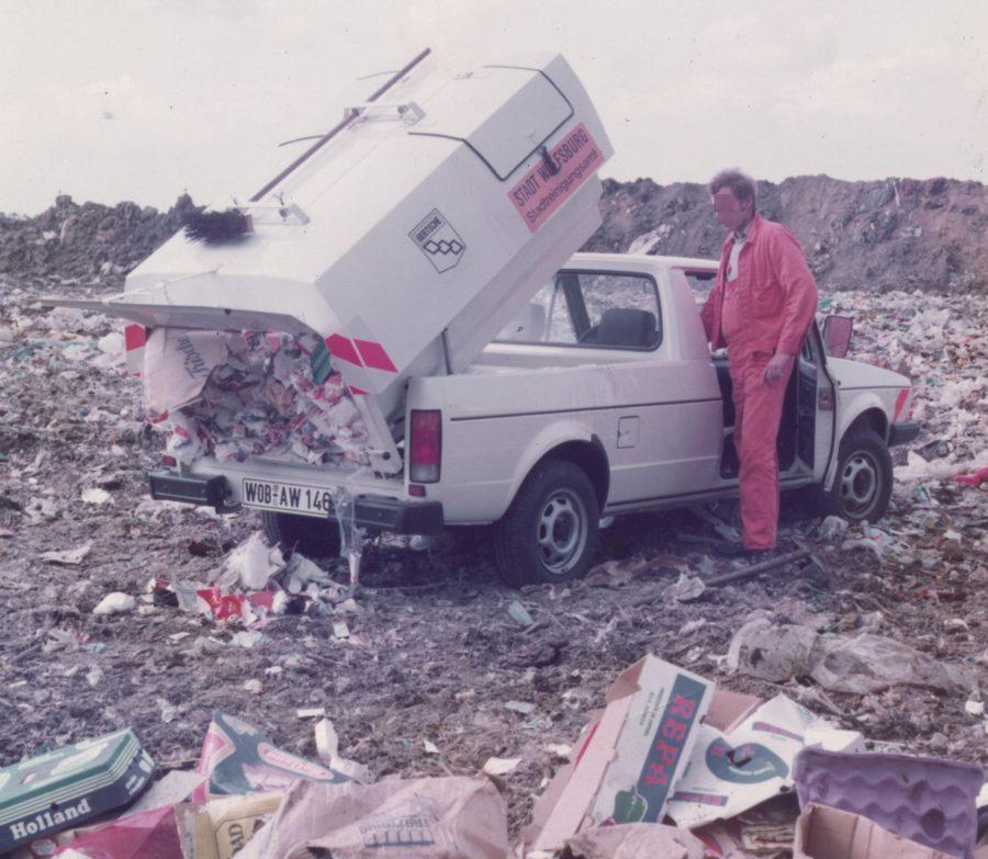 1982 Bertsche LM auf Volkswagen Caddy