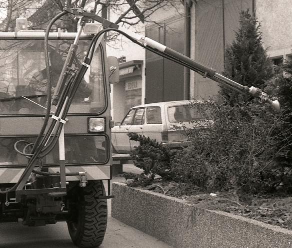 1984 - Erste BERTSCHE Gießanlage