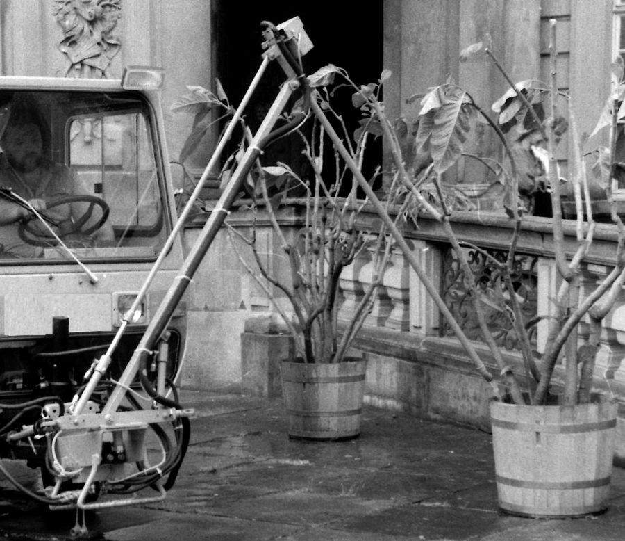 1986 - BERTSCHE Gießanlage GVE - erste Generation