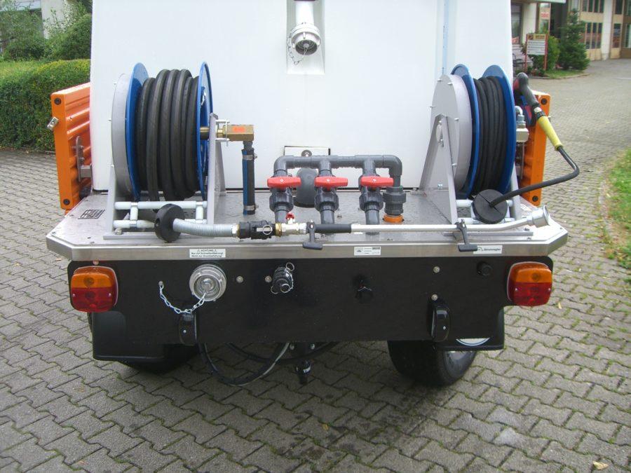 2013 Bertsche ReiGieFlex 3000 Gießen+Bewässern+ Reinigen