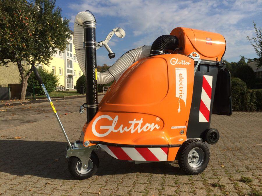Der GLUTTON® ist in Ihrem Wunschfarbton lieferbar