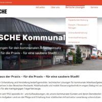 Hauptmenu Bertsche-online.de