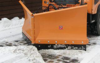 Bertsche Vario-Schneepflug DAV 28 Keil