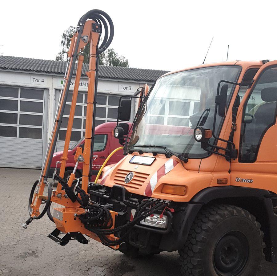 Gießanlage Typ GA2012XL - Unimoganbau an