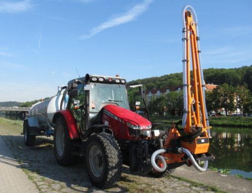 Mobile Baumbewässerung – Leistung mit Lösung von Bertsche für Kommunalbetriebe und Dienstleister