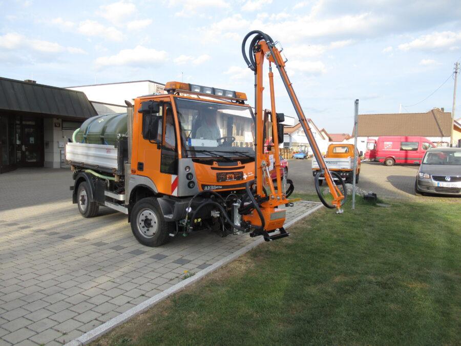 Gießarm GA2012XL