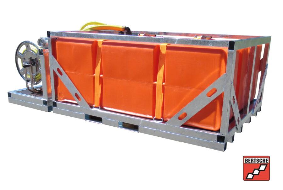 Mobile Bewässerungseinheit Tankeinheit