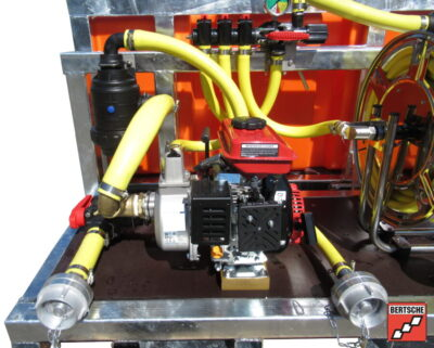"Mobiles Bewässerungssystem ""basic"" BP300"