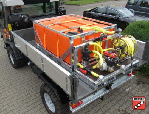 """Mobile Bewässerung System """"basic"""" von Bertsche"""