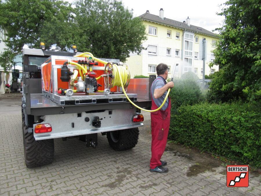 """Mobile Bewässerungseinheit """"basic"""" BP300"""