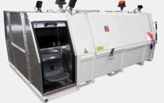 Leichtmüllverdichter LME2,2 für Elektrotransporter